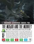 RPG Item: #10: The Mogur and the Monkey