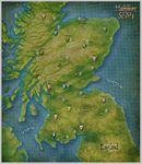 My custom HotS map - 1/3 resolution