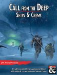 RPG Item: Call from the Deep: Ships & Crews