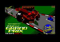 Video Game: 750cc Grand Prix