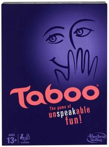 Image result for taboo game