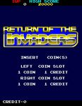 Video Game: Return of the Invaders