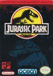 Video Game: Jurassic Park (NES & Game Boy)