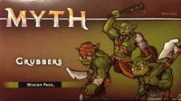 Board Game: Myth: Grubbers Minion Pack